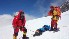 Sherpa climber recounts how they got second lease of life on Mt Everest